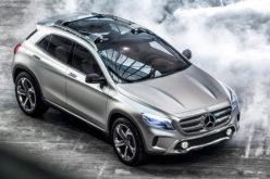 Mercedes u Frankfurtu