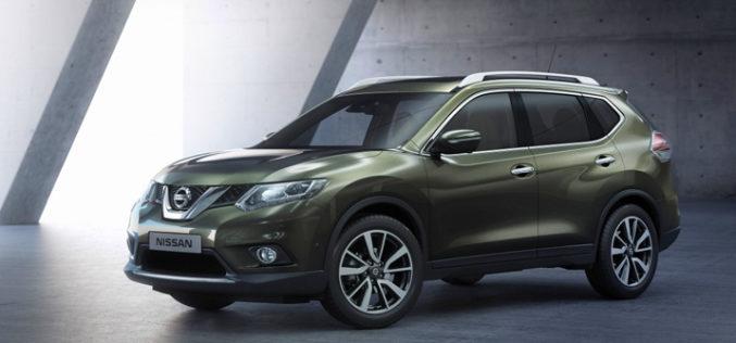 Novi Nissan X-Trail
