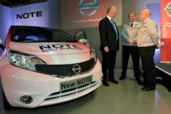 Nissan pokrenuo proizvodnju novog Nissana Note za Evropu