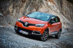 Test: Renault Captur 1.5 dCi – Mali avanturista