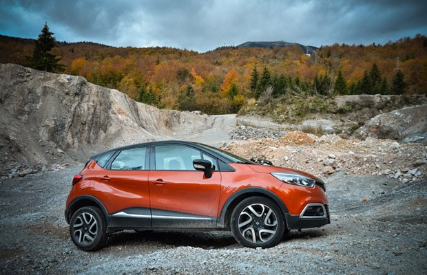 10 Test Renault Captur 1.5 dci