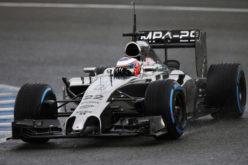 Jenson Button najbrži drugog dana u Jerezu
