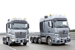 Mercedes-Benz Actros SLT i Arocs SLT