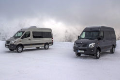 Mercedes-Benz Sprinter 4×4