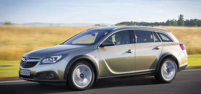 Opel Insignia Country Tourer: Avanturist sada i s pogonom na prednje točkove