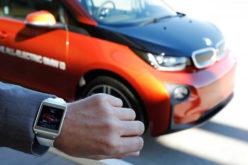 Posebna veza za BMW i3 i Samsung Galaxy Gear