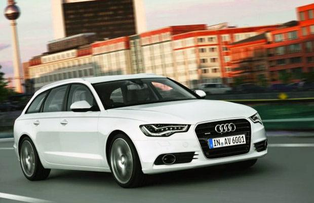Audi A6 Avant Ultra Black