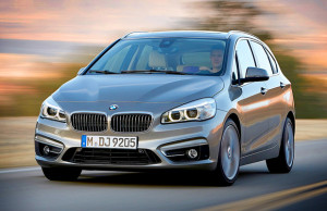BMW 2 Active Tourer 2015 - 01