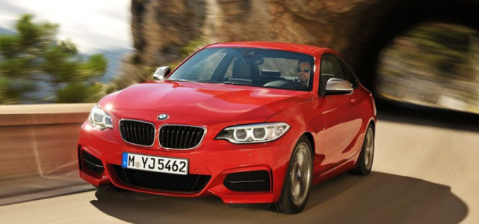 BMW M235i Coupe sa M Performance Twin Power
