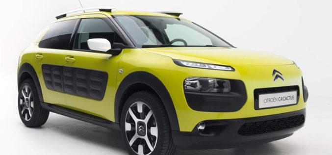 Citroën C4 Cactus: Novi svijet, nove ideje!