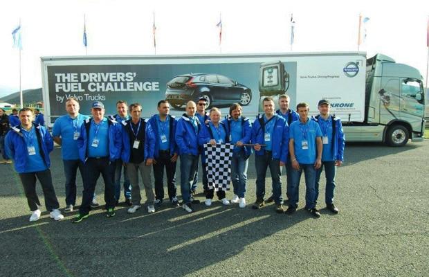 Drivers' Fuel Challenge 2014 - 01