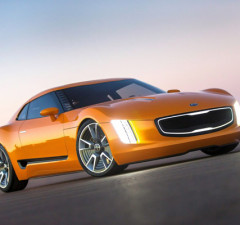 Kia at Geneva Motor Show (GT4 Stinger Concept) (Medium)
