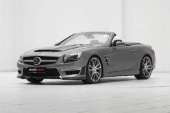 Mercedes-Benz Brabus 850 SL najbrži roadster model na svijetu