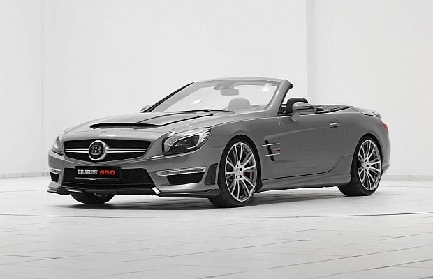 Mercedes-Benz Brabus 850 SL - 01
