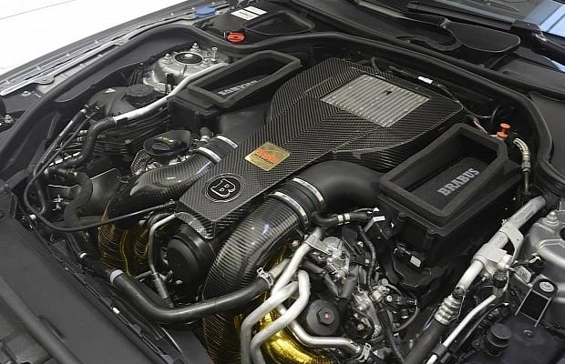 Mercedes-Benz Brabus 850 SL - 05