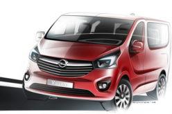 Prvi pogled na potpuno novi Opel Vivaro
