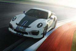 Novo TechArt unaprjeđenje snage za Porsche 991 Turbo S