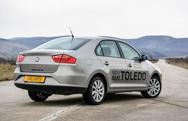 Test Seat Toledo 1.6 TDI - 2014 - male - 02