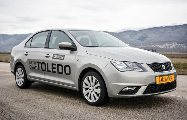 Test Seat Toledo 1.6 TDI - 2014 - male - 04