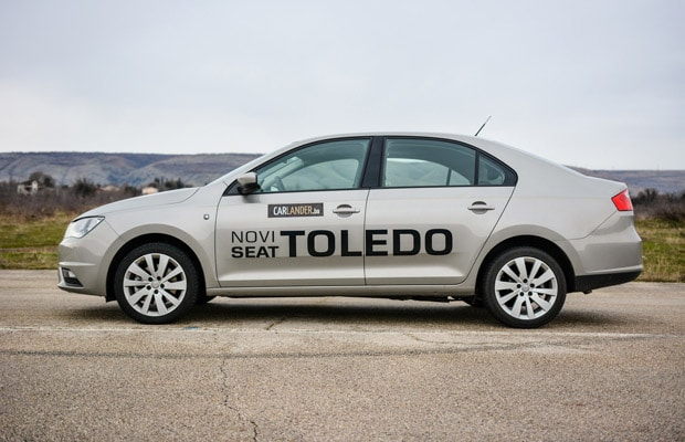 Test Seat Toledo 1.6 TDI - 2014 - male - 05