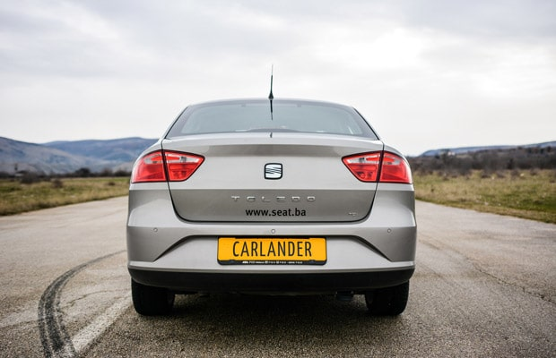 Test Seat Toledo 1.6 TDI - 2014 - male - 06
