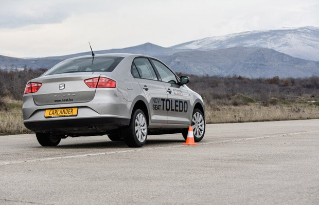 Test Seat Toledo 1.6 TDI - 2014 - male - 07