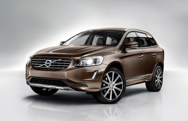 Volvo prodaja u januaru 2014. godine
