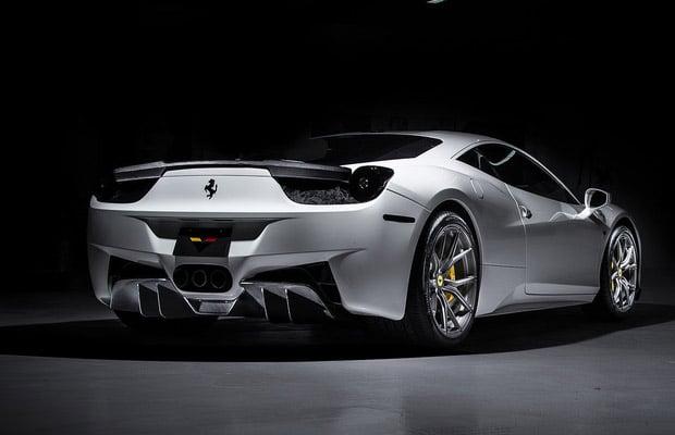 Vorsteiner Ferrari 458 Italia - 03