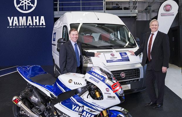 Yamaha Racing i Fiat 03