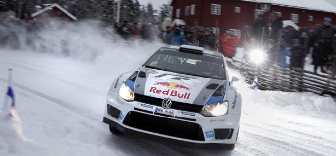 WRC Rally Sweden 2014: Latvala s VW Polom dobio reli