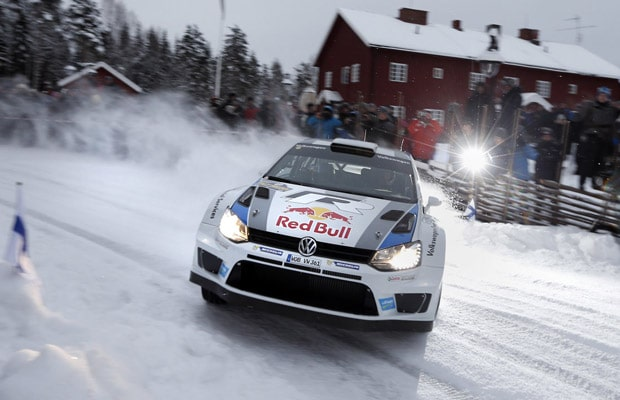 wrc rally sweden 2014 - latvala 01