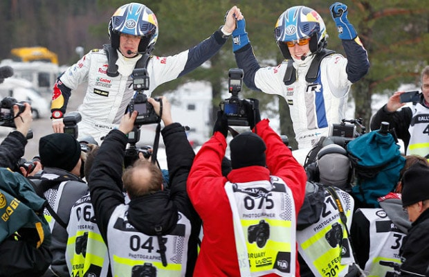 wrc rally sweden 2014 - latvala 02