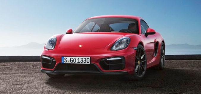 Porsche predstavio Cayman GTS model