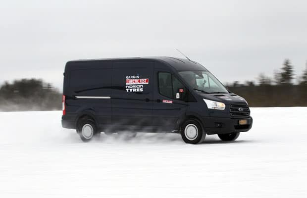 Ford Masters Extremes in Ultimate Winter Driving Challenge; Arct