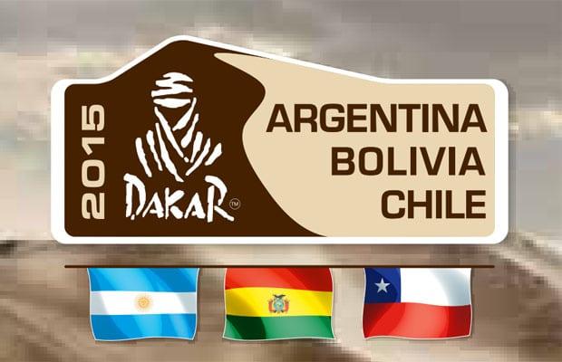 Dakar 2015 logo