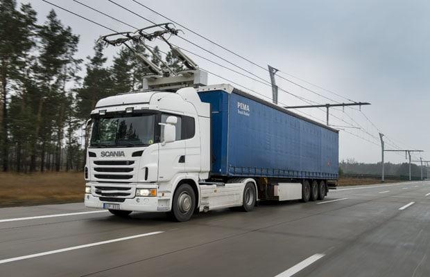 Elektricni kamioni SCANIA 01
