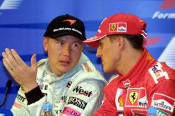 Najbolji dvoboji Hakkinena i Schumachera