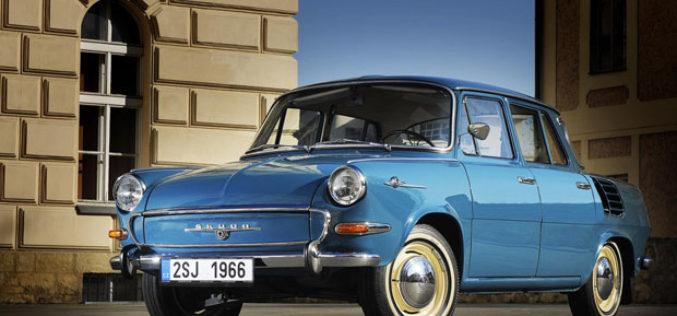 Jubilej za Škoda 1000 MB model