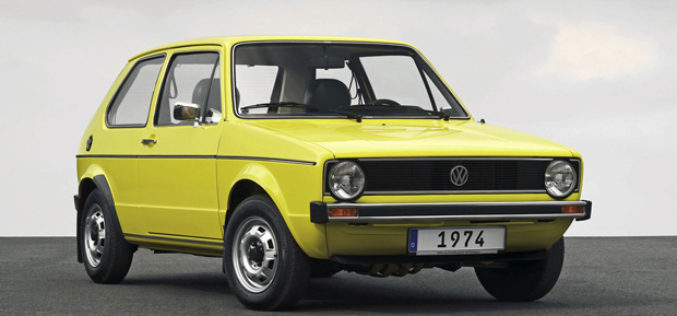 Volkswagen Golf slavi 40-ti rođendan!