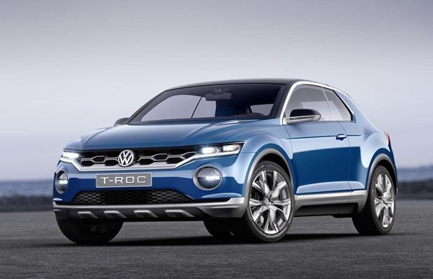Volkswagen T-ROC koncept