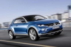Volkswagen T-ROC koncept priprema za proizvodnju