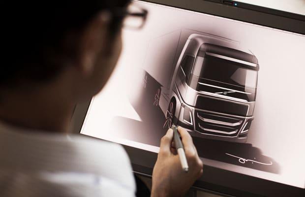 Volvo FH osvojio iF nagradu za dizajn 01