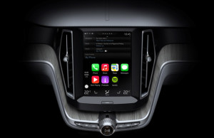Volvo uvodi Apple CarPlay u potpuno novi Volvo XC90