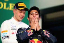 Ricciardo i Red Bull diskvalifikovani sa VN Australije