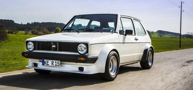 ABT Sportsline Volkswagen Golf I slavi 40 godina