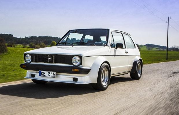 ABT Volkswagen Golf I GTI - 01