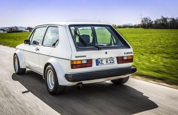 ABT Volkswagen Golf I GTI - 02