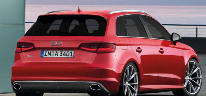 Novi Audi RS3 stiže u jesen na sajmu automobila u Parizu