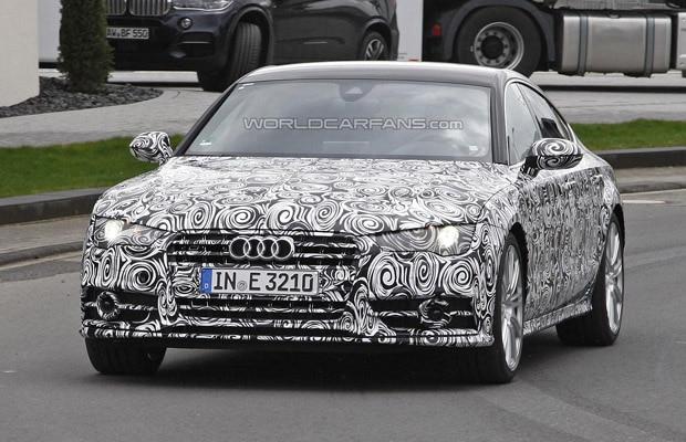 Audi S7 Facelift 2015 - 01