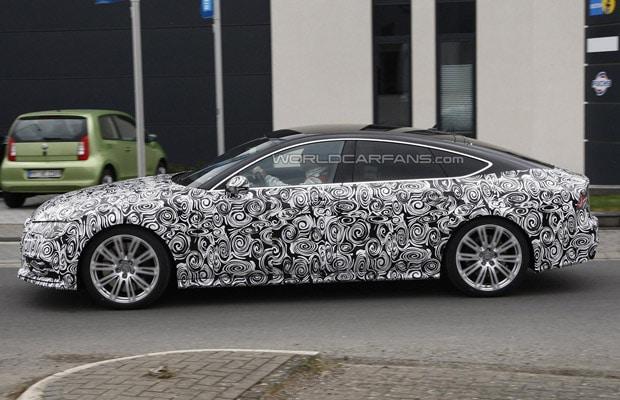 Audi S7 Facelift 2015 - 02